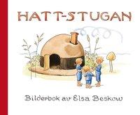 bokomslag Hattstugan : en saga på vers med rim som barnen få hitta på själva