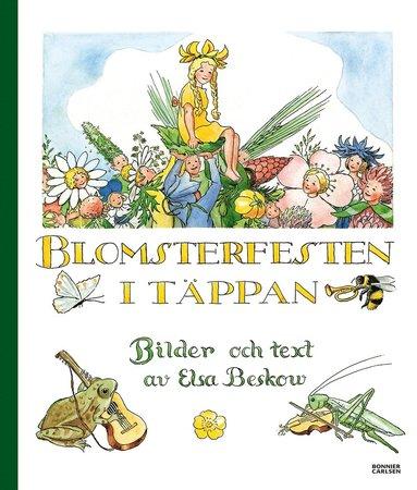bokomslag Blomsterfesten i täppan
