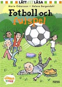 bokomslag Fotboll och fulspel