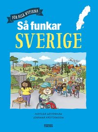 bokomslag Så funkar Sverige
