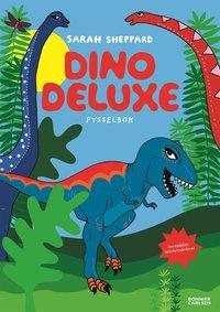 Dino deluxe - pysselbok med klistermärken
