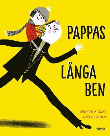 bokomslag Pappas långa ben