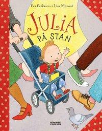 bokomslag Julia på stan