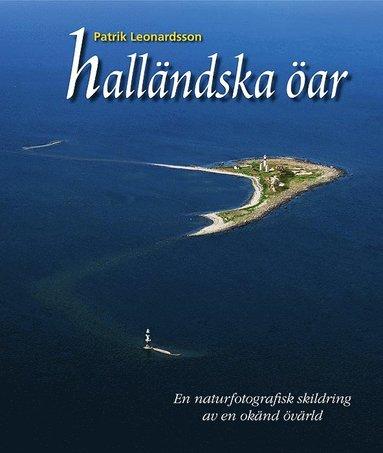 bokomslag Halländska öar