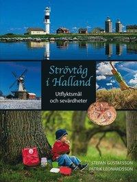 bokomslag Strövtåg i Halland