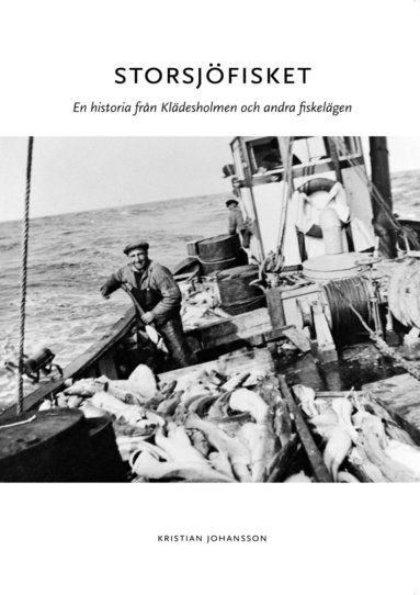 bokomslag Storsjöfisket