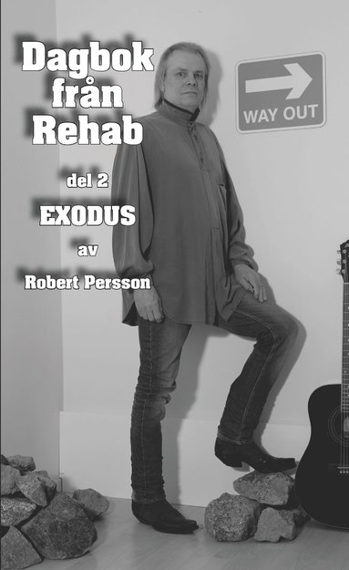 bokomslag Dagbok från Rehab. Del 2, Exodus