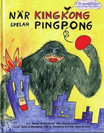 King Kong Spelar Ping Pong