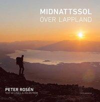 bokomslag Midnattssol över Lappland
