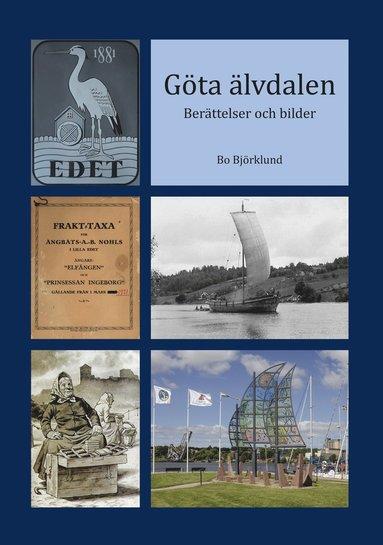 bokomslag Göta älvdalen : berättelser och bilder