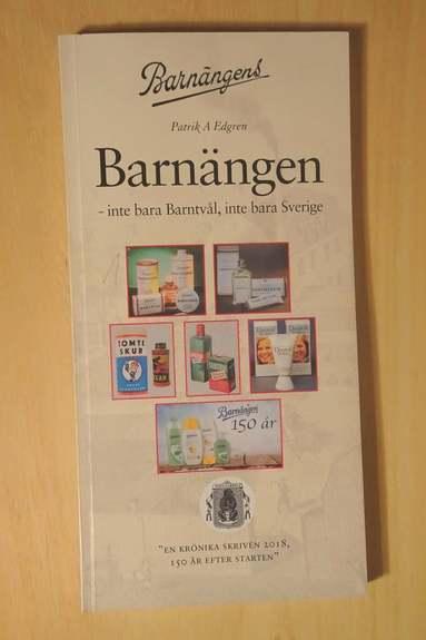 bokomslag Barnängen : inte bara barntvål, inte bara Sverige