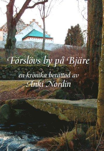 bokomslag Förslövs by på Bjäre