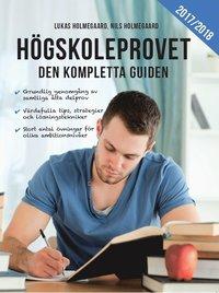 bokomslag Högskoleprovet : den kompletta guiden