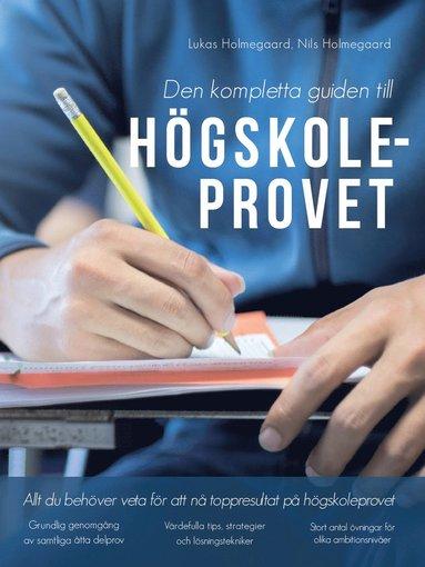 bokomslag Den kompletta guiden till Högskoleprovet