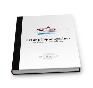bokomslag Ett år på Sjömagasinet