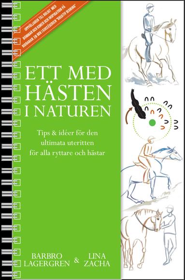 bokomslag Ett med hästen i naturen - Tips & idéer för den ultimata uteritten för alla ryttare och hästar