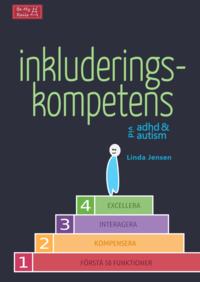 bokomslag Inkluderingskompetens vid adhd & autism