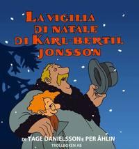 bokomslag La vigilia di natale di Karl-Bertil Jonsson