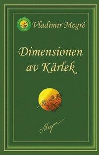 bokomslag Dimensionen av Kärlek