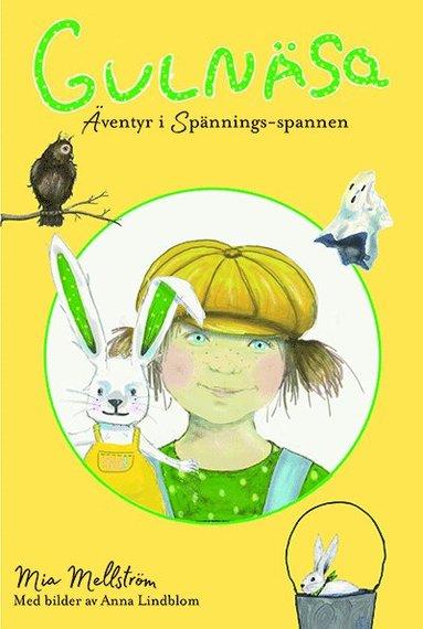 bokomslag Gulnäsa - Äventyr i Spännings-spannen