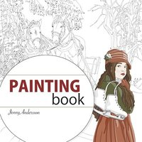 bokomslag Painting book