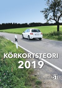 bokomslag Körkortsteori 2019 : den senaste körkortsboken