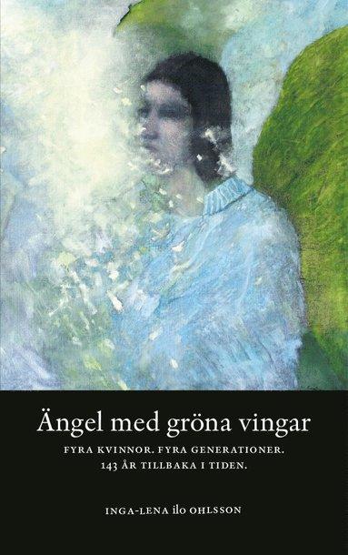 bokomslag Ängel med gröna vingar