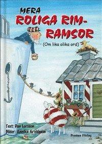 bokomslag Mera Roliga Rim-Ramsor (om lika olika ord)