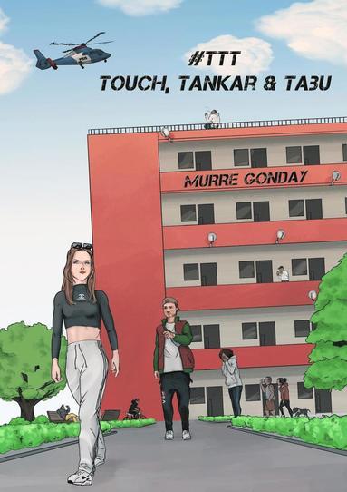 bokomslag #TTT : touch, tankar & tabu