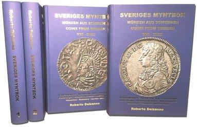 bokomslag Sveriges myntbok 995 - 2022