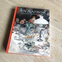 bokomslag En matbok : inspiration, recept och mathistoria från Sundborn