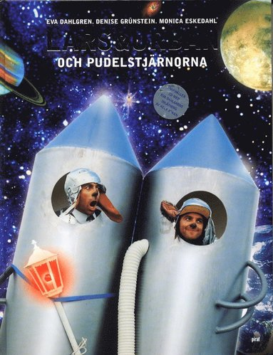 bokomslag Lars - Urban och pudelstjärnorna