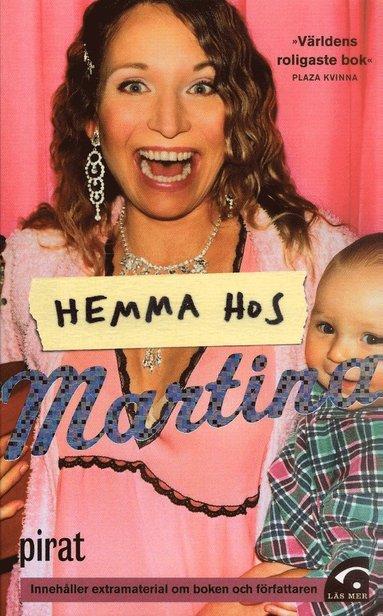 bokomslag Hemma hos Martina