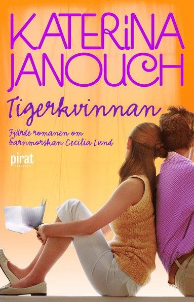 bokomslag Tigerkvinnan