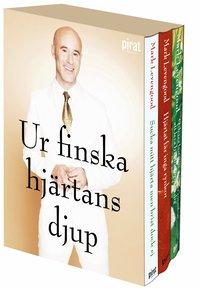 bokomslag Ur finska hjärtans djup : samlingsbox