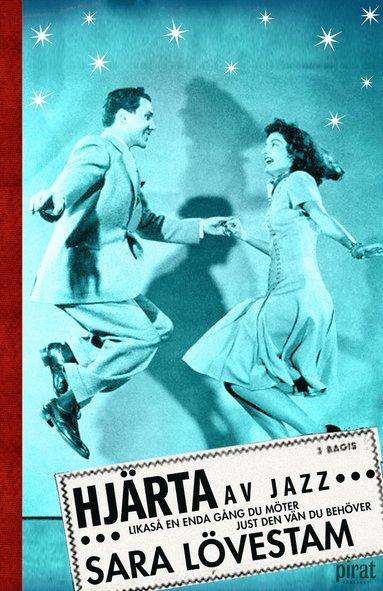 bokomslag Hjärta av jazz