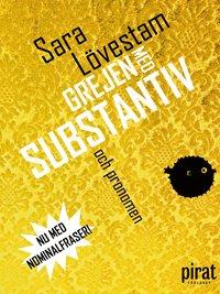 bokomslag Grejen med substantiv och pronomen