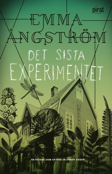 bokomslag Det sista experimentet