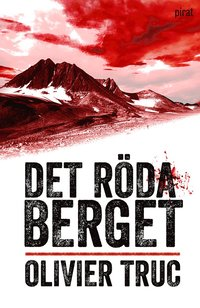 bokomslag Det röda berget