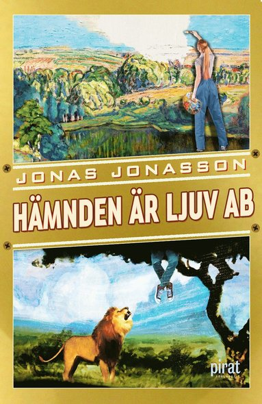 bokomslag Hämnden är ljuv AB