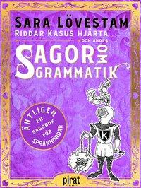 bokomslag Riddar Kasus hjärta och andra sagor om grammatik