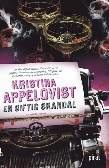 bokomslag En giftig skandal