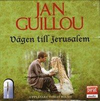 bokomslag Vägen till Jerusalem