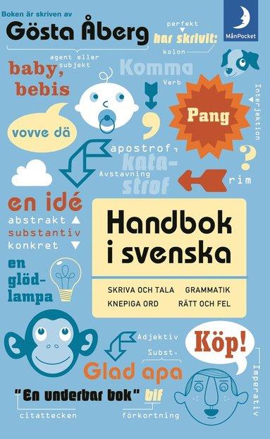 bokomslag Handbok i svenska