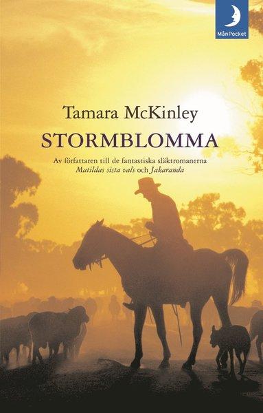 bokomslag Stormblomma