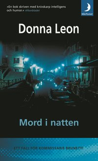 bokomslag Mord i natten