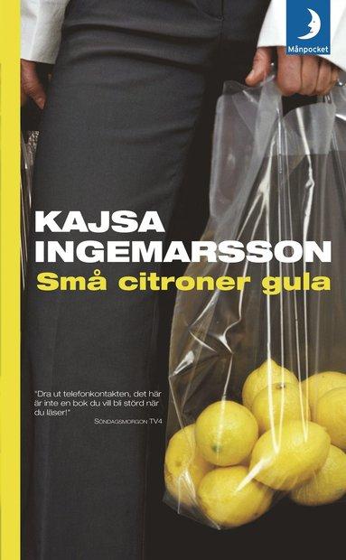 bokomslag Små citroner gula