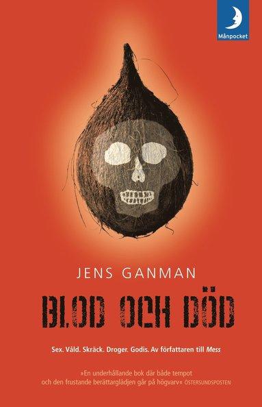 bokomslag Blod och död