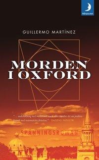 bokomslag Morden i Oxford