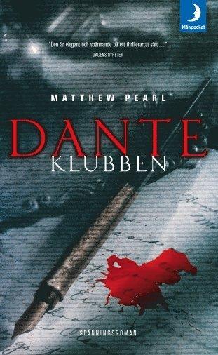 bokomslag Danteklubben